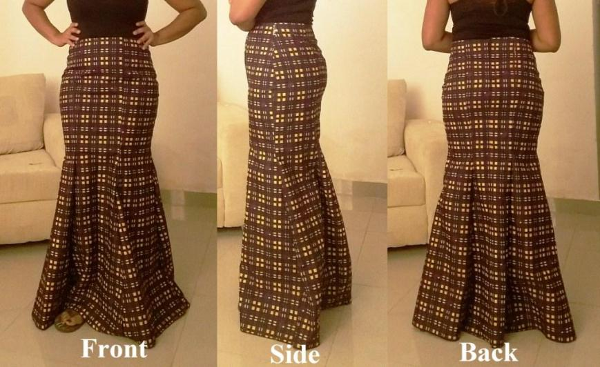 6 pieces skirt3