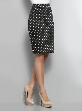 polka dot skirt2